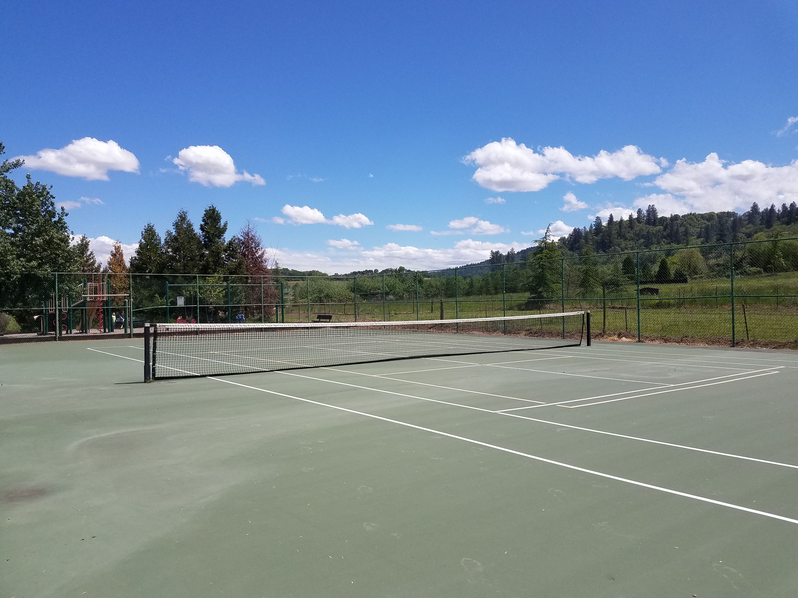 Pheasant Meadow Park_tennis court