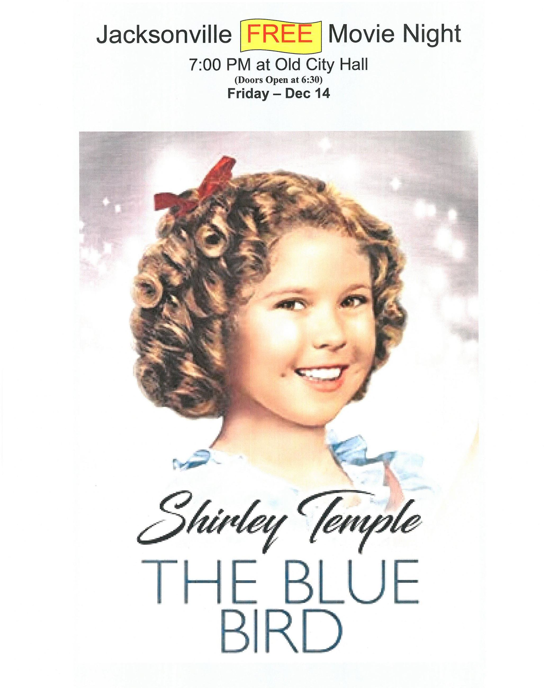 2018-12-14 Shirley Temple, The Blue Bird