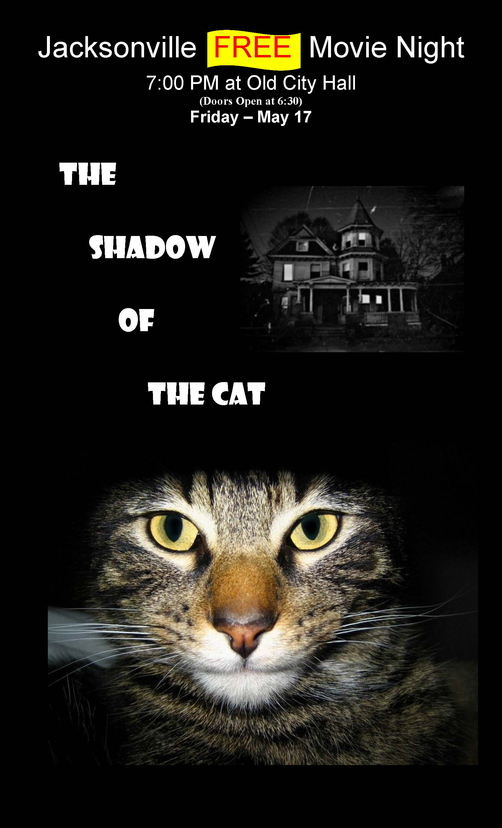 2019-05 THE SHADOW OF THE CAT