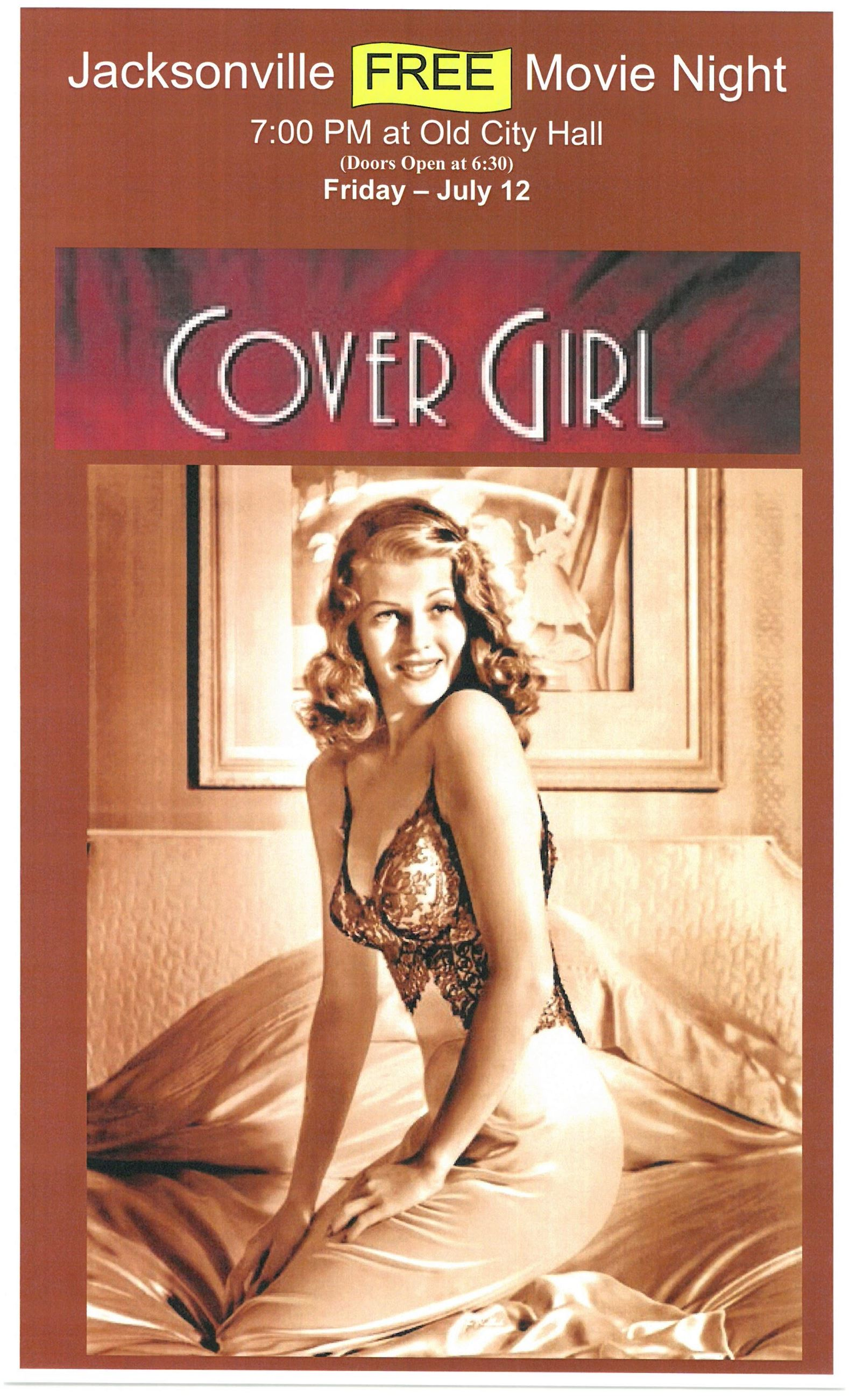 MOVIE Cover Girl 07 12 19