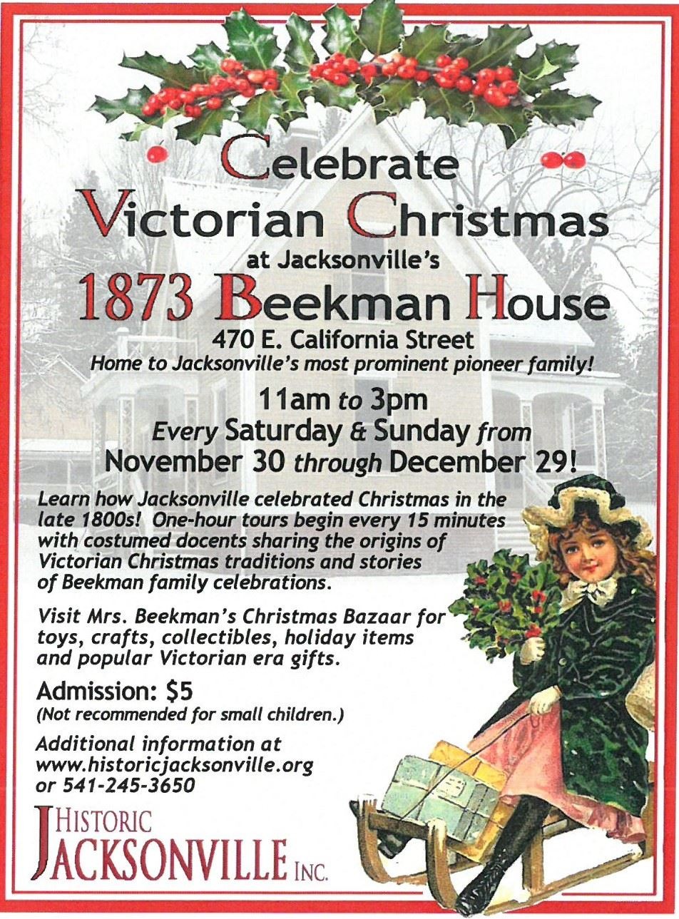 Victorian Christmas_Flyer House